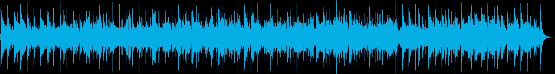 回想、想い出シーンにあうPOPバラードの再生済みの波形