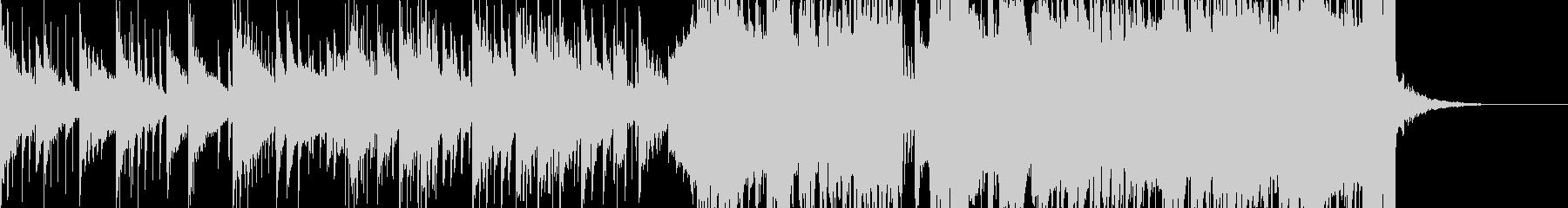 エモーショナルな展開のCMに合う曲の未再生の波形