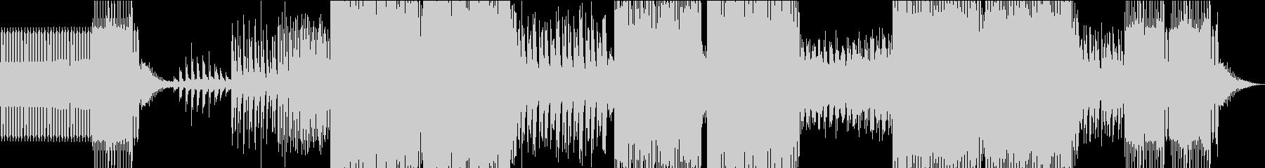 メロディック。エレクトロニック-ダ...の未再生の波形