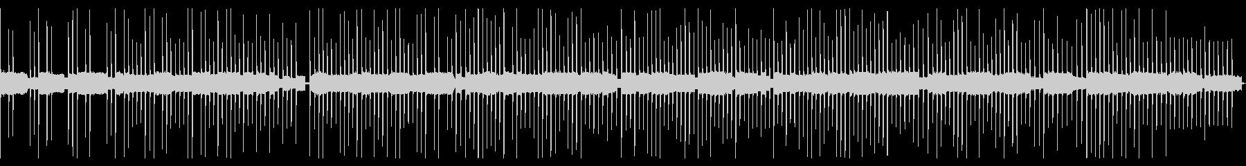 思い出のオルゴール〜優しいレトロ風の曲の未再生の波形