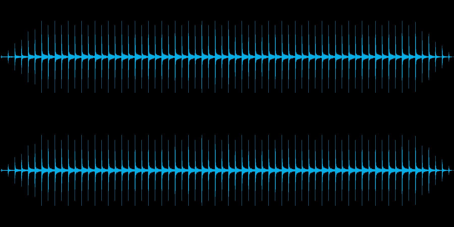 時計 ticktock_43-1_revの再生済みの波形