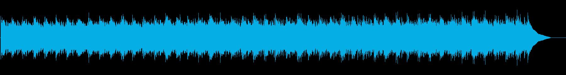 【リズム抜】夏/爽やかなコーポレートの再生済みの波形