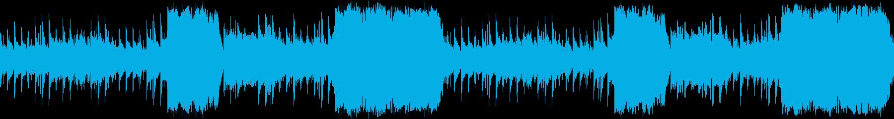 Space Core13の再生済みの波形