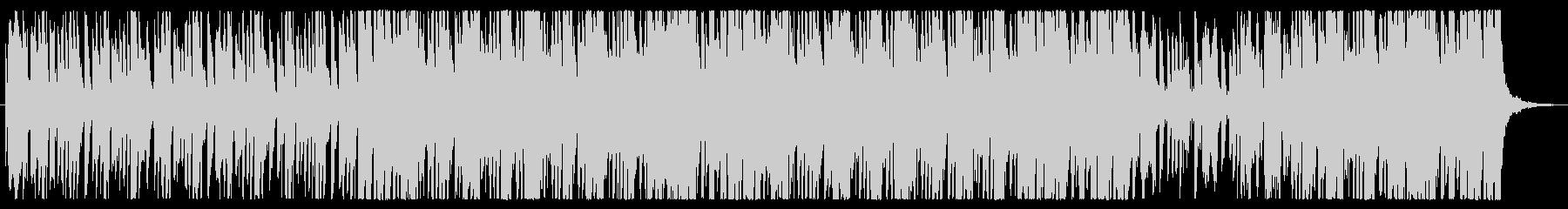 ラテン ジャズ アクティブ 明るい...の未再生の波形