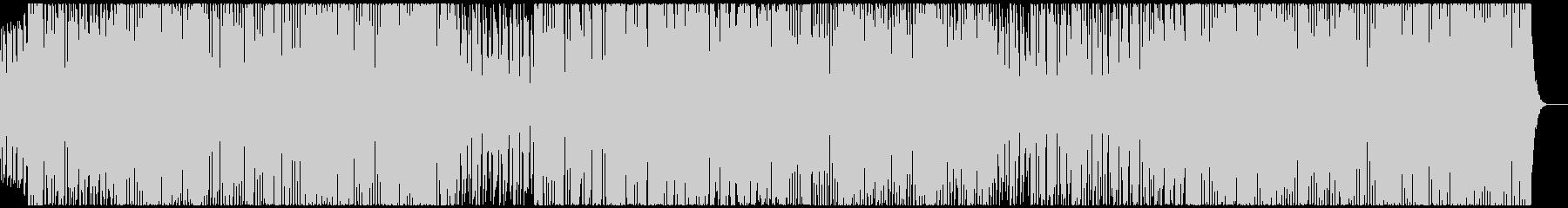 さまざまな用途のギター駆動ロック/...の未再生の波形