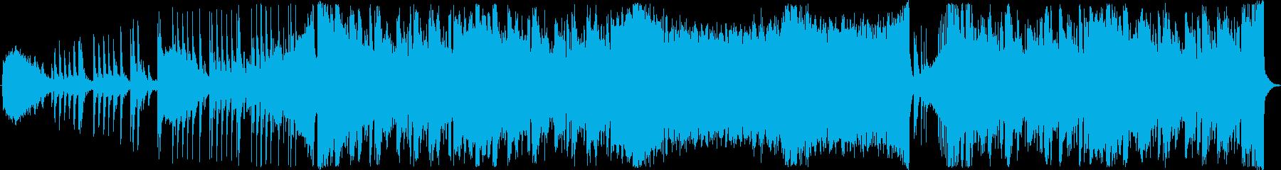 夏kawaiiチップチューン夏の再生済みの波形