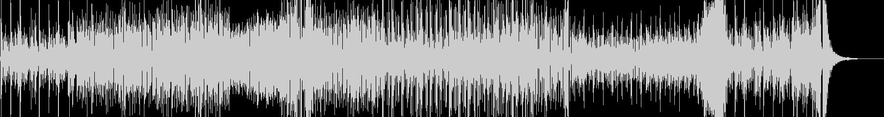 民:スパニッシュのカッコイイ!アコギ曲の未再生の波形