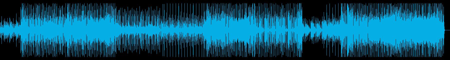 軽快なピアノとアコギ 爽やかなBGMの再生済みの波形
