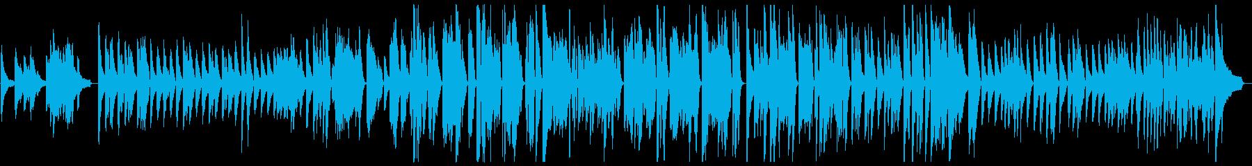 ディズニー映画「白雪姫」でお馴染みのの再生済みの波形
