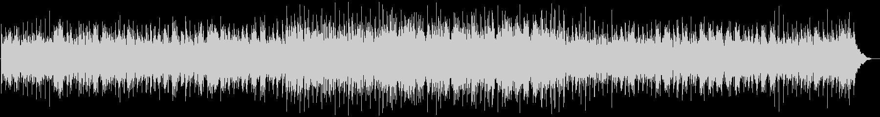 ほのぼのバンジョーのフォーク調BGMの未再生の波形