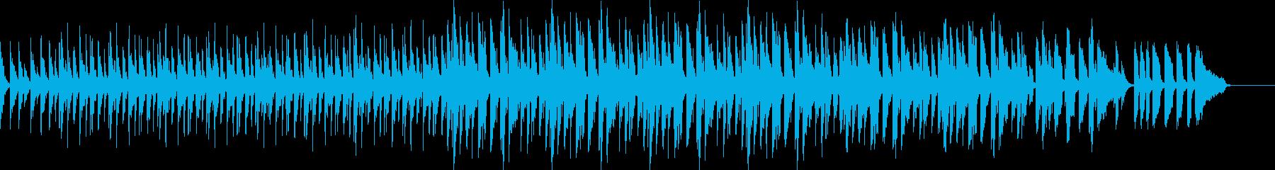 bpm80スウィングベース抜きの再生済みの波形