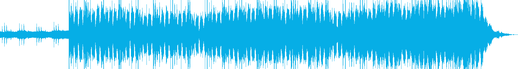 モダン テクノ ドラマチック 緊張...の再生済みの波形