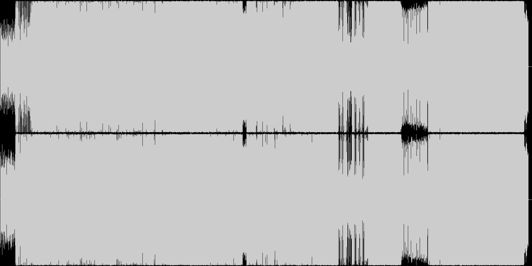 【女声Vo】アップテンポで楽しいポップスの未再生の波形
