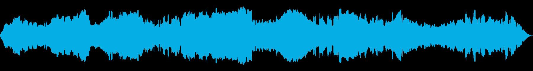 フランジング、変動送信、SCI F...の再生済みの波形