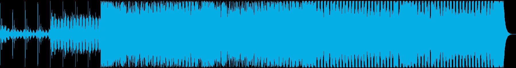 【フューチャーベース】ロング2の再生済みの波形