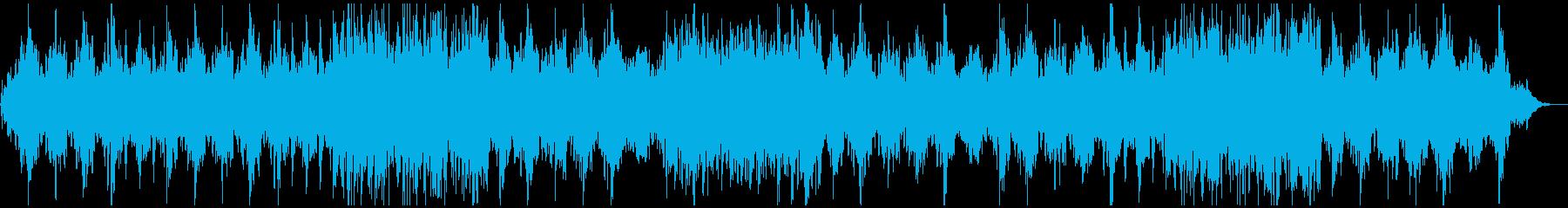 瞑想やヨガ、睡眠誘導のための音楽 05bの再生済みの波形