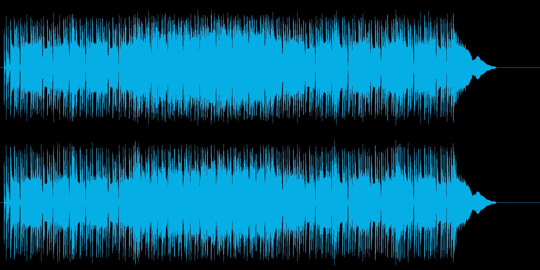 企業  機械 躍動 科学 淡々の再生済みの波形