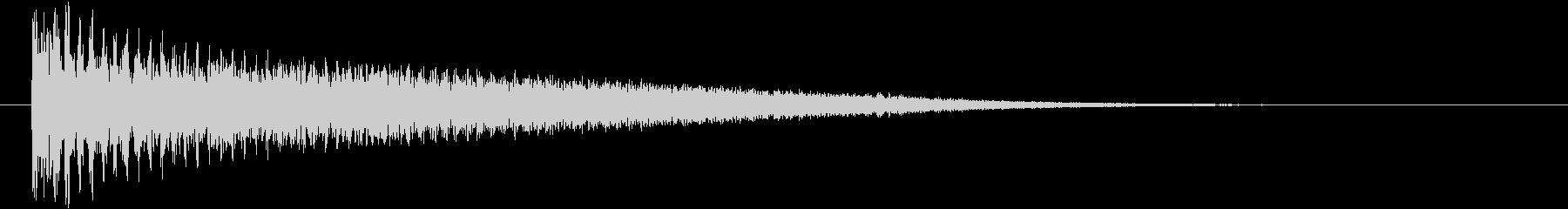 beam's unreproduced waveform