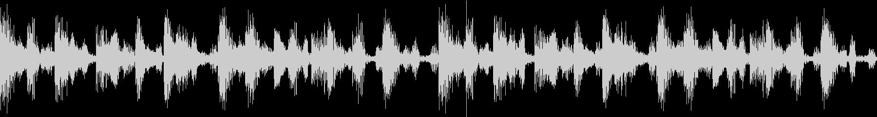 エレピのリフが印象的なアシッドジャズの未再生の波形