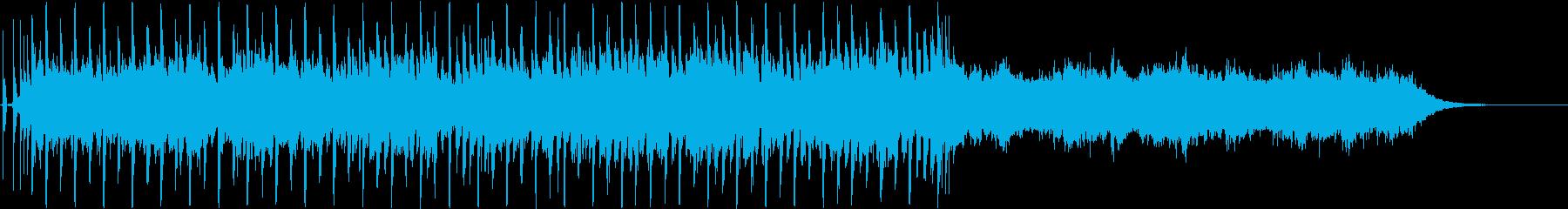 Funk、おしゃれ、シティポップ cの再生済みの波形