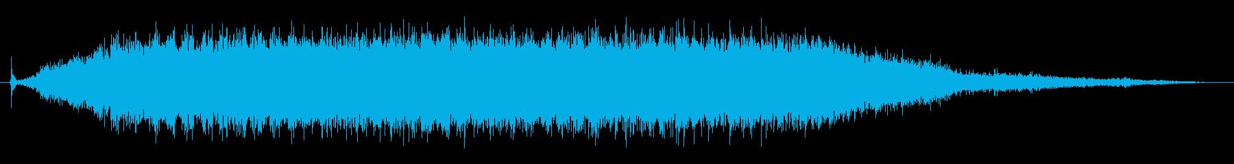 電動または電池式ドライバー:木材へ...の再生済みの波形