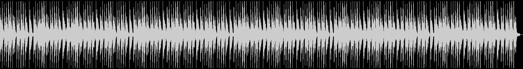 優しく滑らかなモダンクラシカル10分の未再生の波形