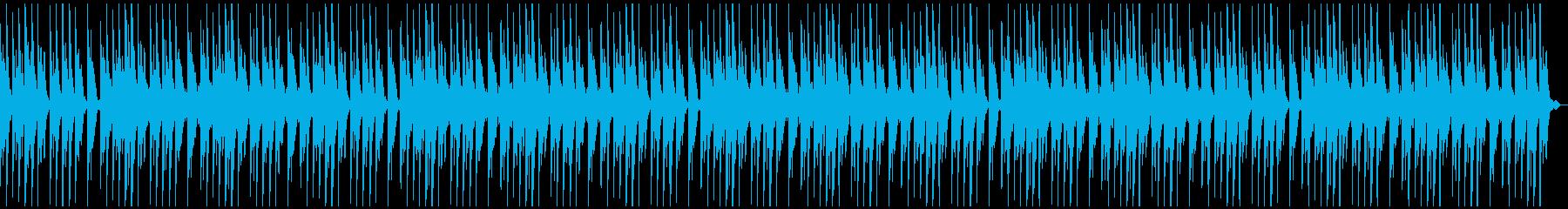 優しく滑らかなモダンクラシカル10分の再生済みの波形