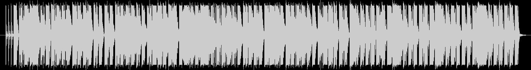 ピコピココミカル・バラエティ番組BGMの未再生の波形
