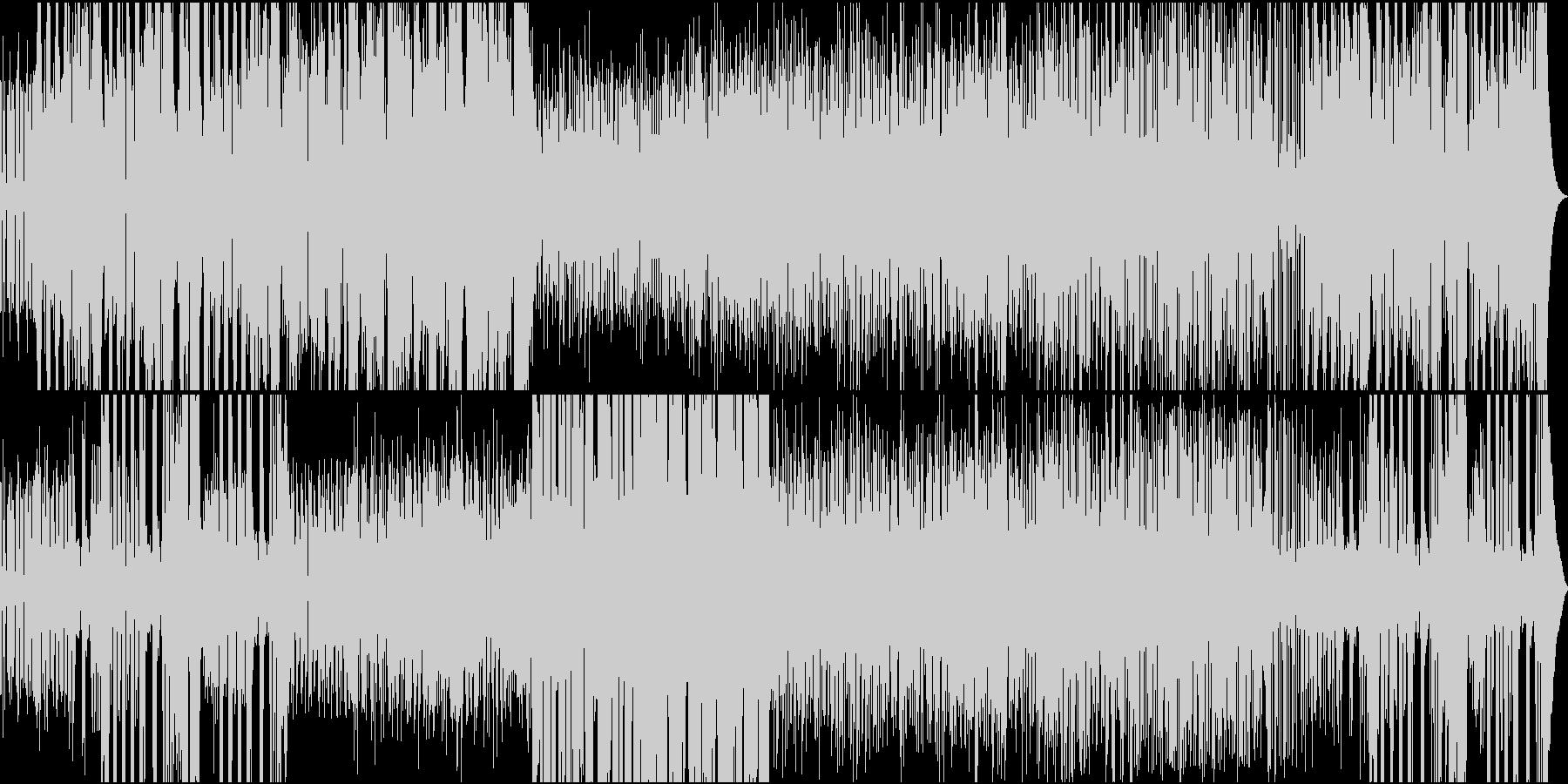 ハービー・ハンコックによるカメレオ...の未再生の波形