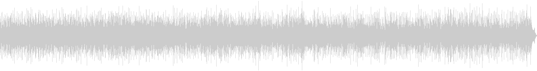 A country band on a harvest festival day's unreproduced waveform