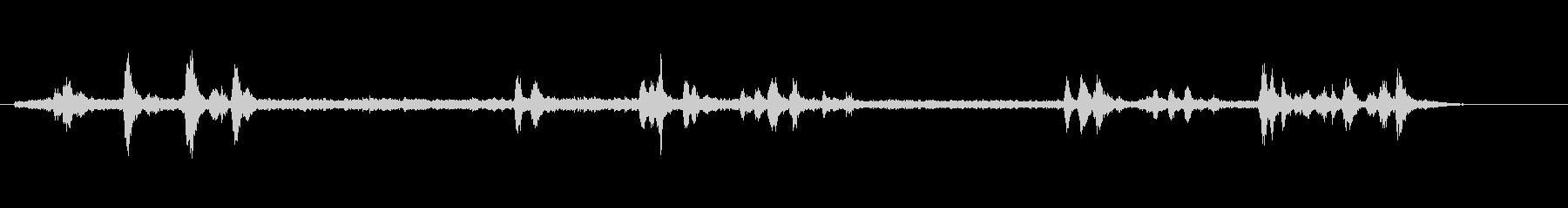 テレビ;音楽とアナウンサーによるゲ...の未再生の波形