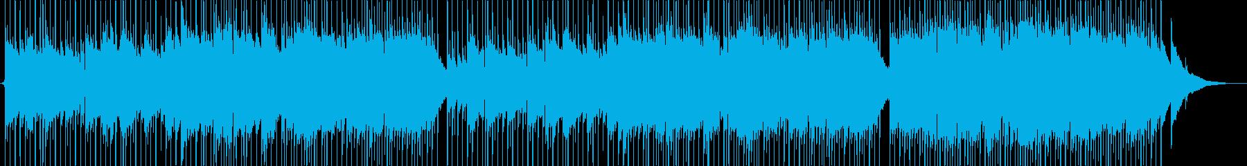 ポップ テクノ 中国語 C-POP...の再生済みの波形