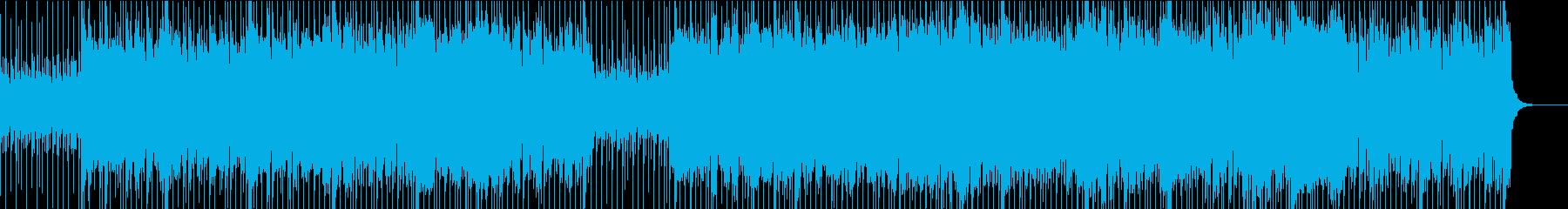 都会的な哀愁ディスコ/メロウミドルテンポの再生済みの波形
