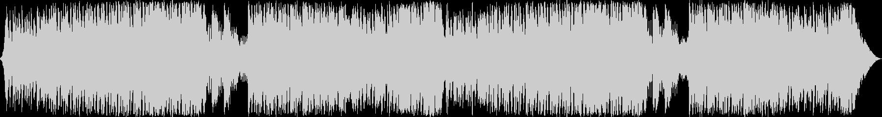 シネマティックなコーラス系オーケストラの未再生の波形