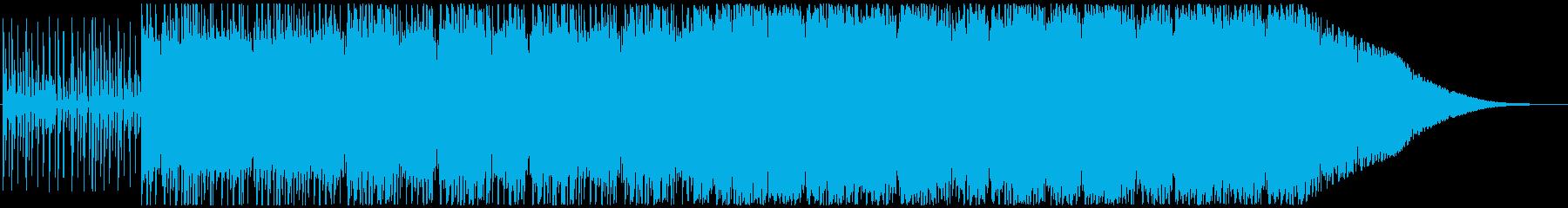 ブレイクビート 不思議 奇妙 シン...の再生済みの波形