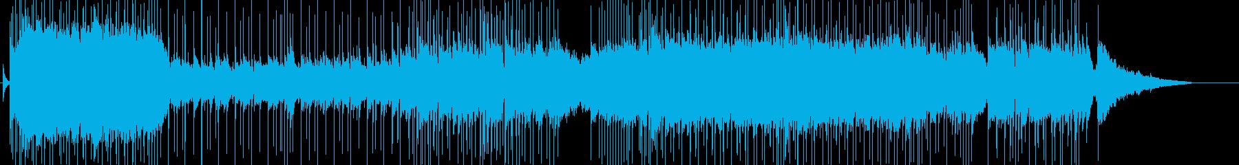 ◎生演奏♫JPOPエモ3拍子バンドロックの再生済みの波形
