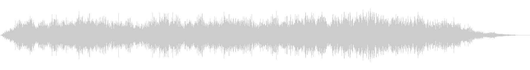 ゴーストワークスの未再生の波形
