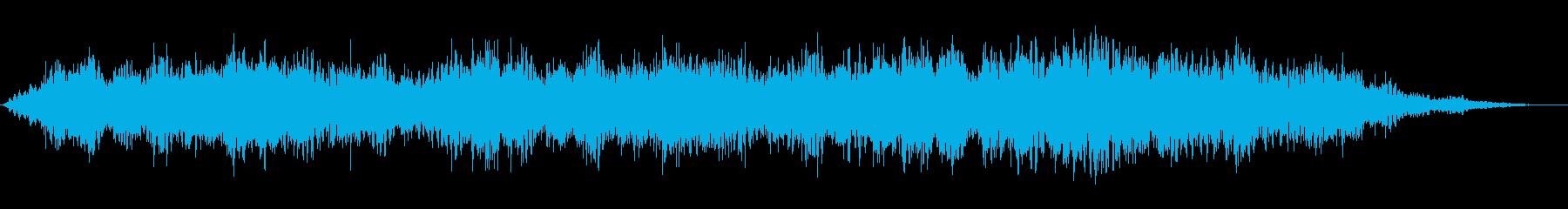 ゴーストワークスの再生済みの波形