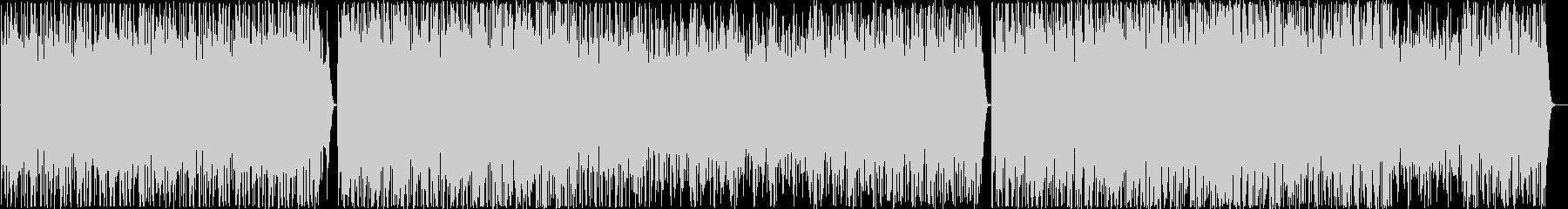 和太鼓のみの組太鼓楽曲の未再生の波形