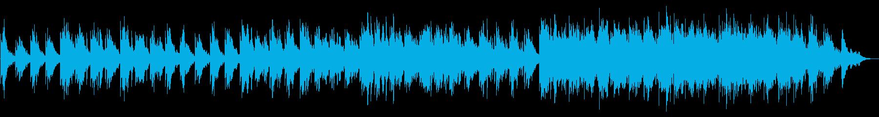現代的 交響曲 室内楽 アンビエン...の再生済みの波形