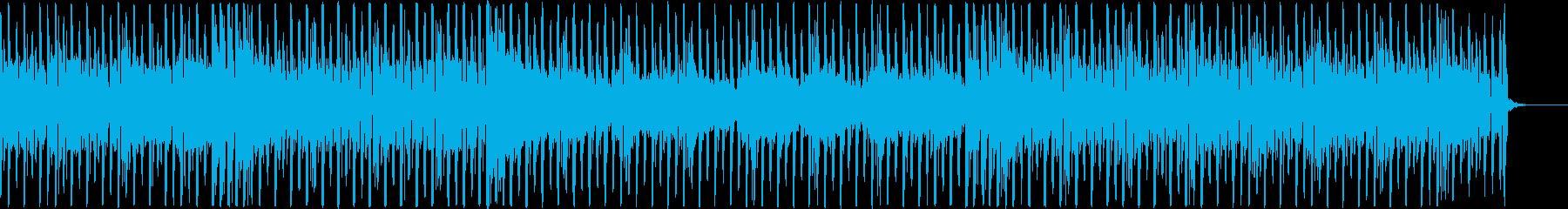 みんなで楽しく遊ぶ BGMの再生済みの波形