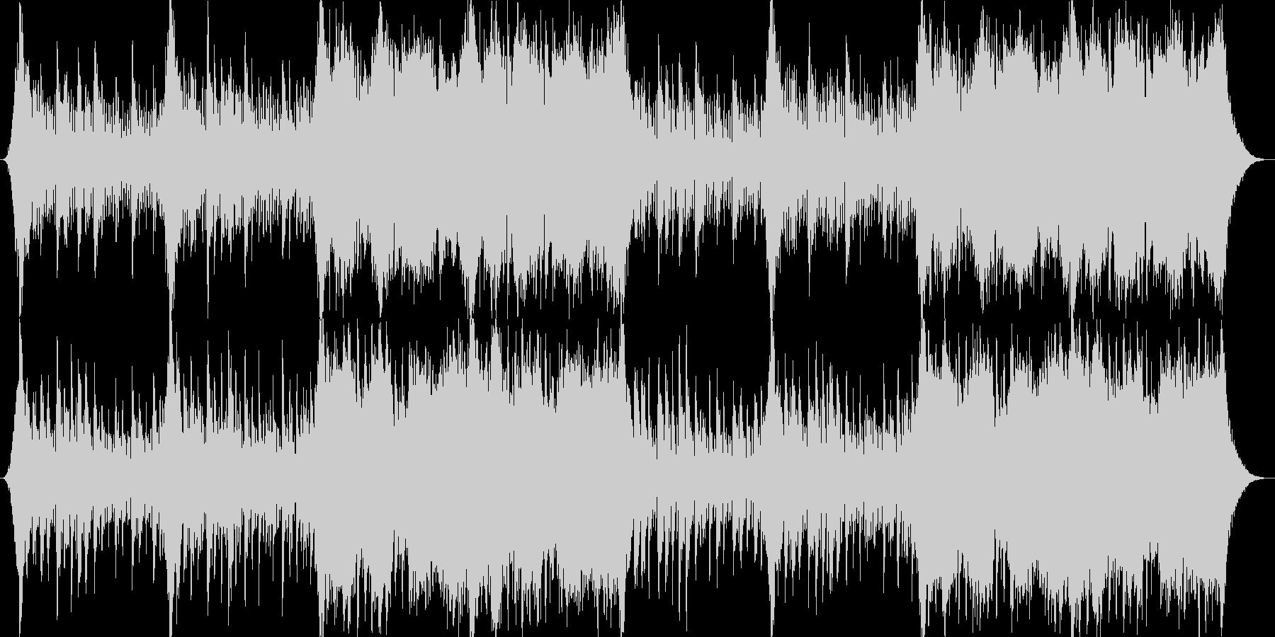 企業VPや映像40、壮大、オーケストラaの未再生の波形