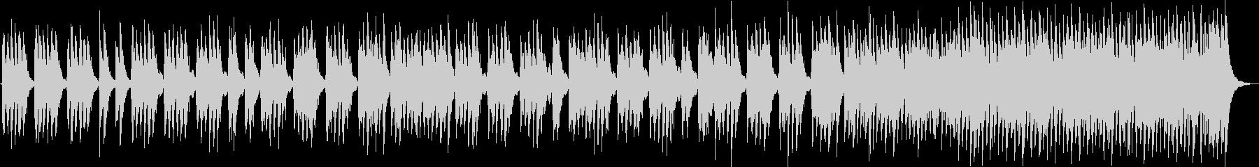 ファニーアップビート・オーケストラーの未再生の波形