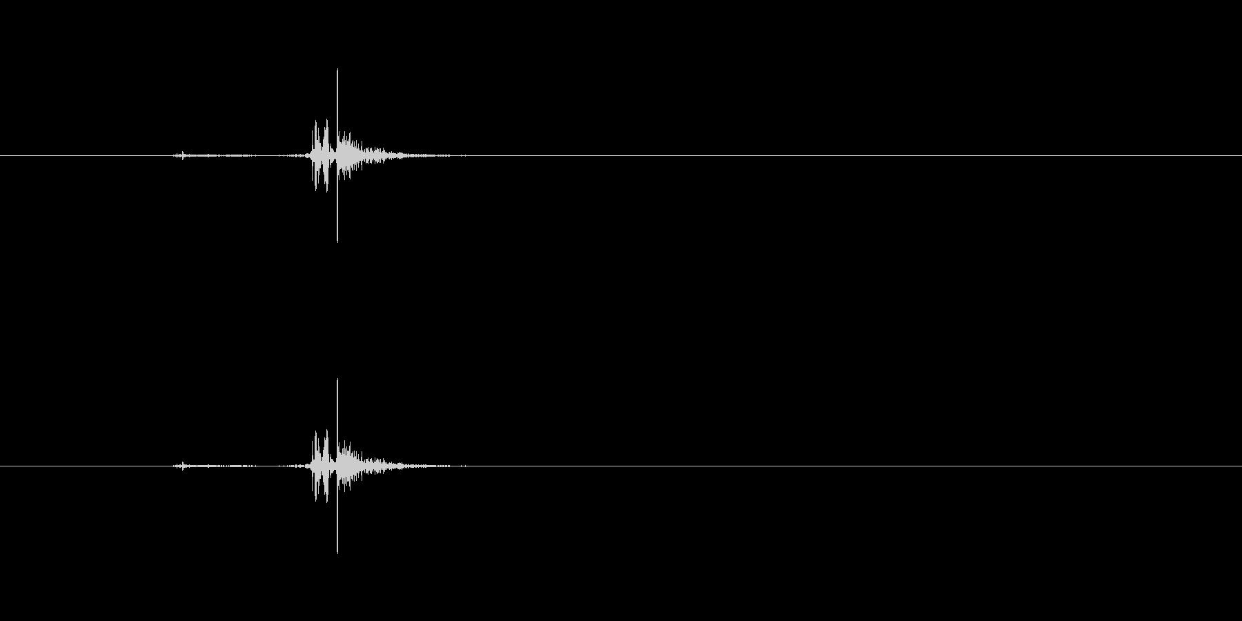 【雑誌01-6(閉じる)】の未再生の波形