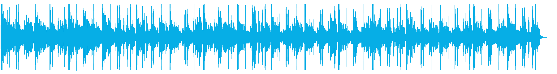儚げ/R&B_No606_5の再生済みの波形