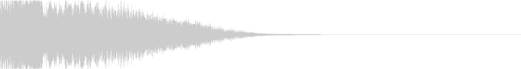 攻撃 スマッシュ シャキーン 魔法 04の未再生の波形