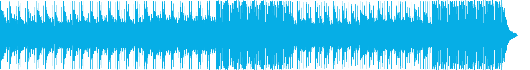 告知やVPに 前向きで爽やかなバイオリンの再生済みの波形