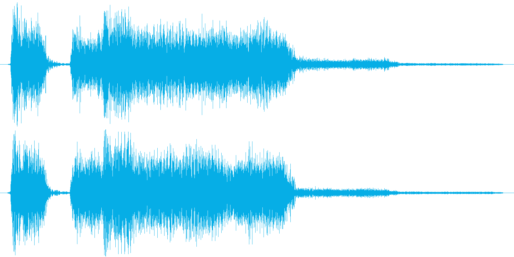 ゲーム、クイズ(正解)_006の再生済みの波形