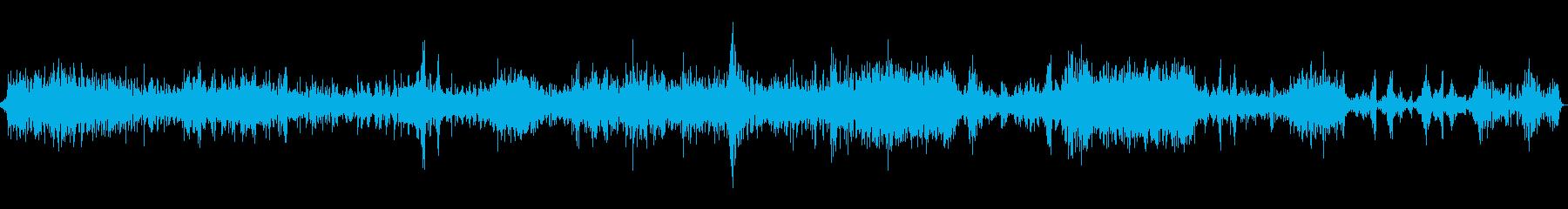TransmissionElect...の再生済みの波形