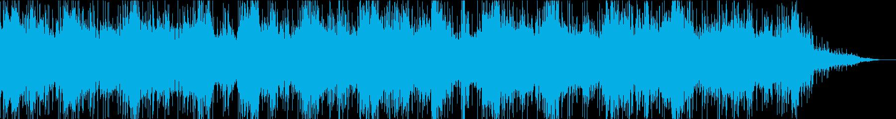 Art of NoiseとEnig...の再生済みの波形